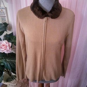 Kathie Lee Cardigan Sweater